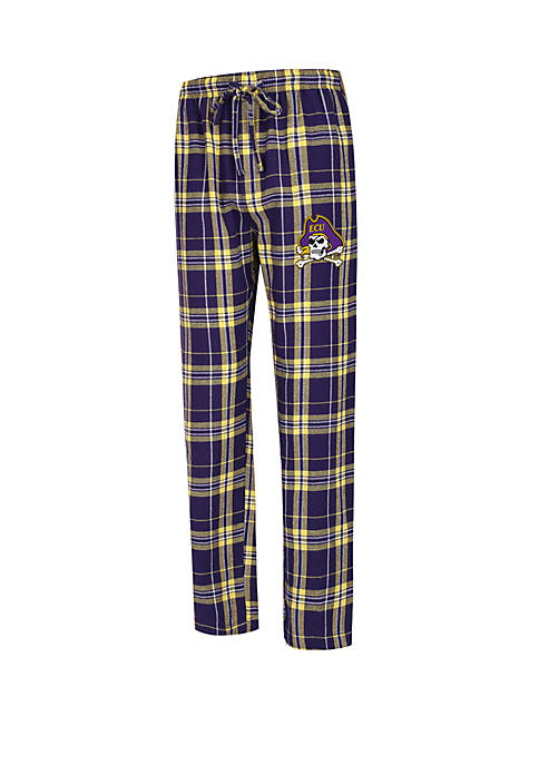 College Concepts NCAA East Carolina Pirates Hillstone Flannel