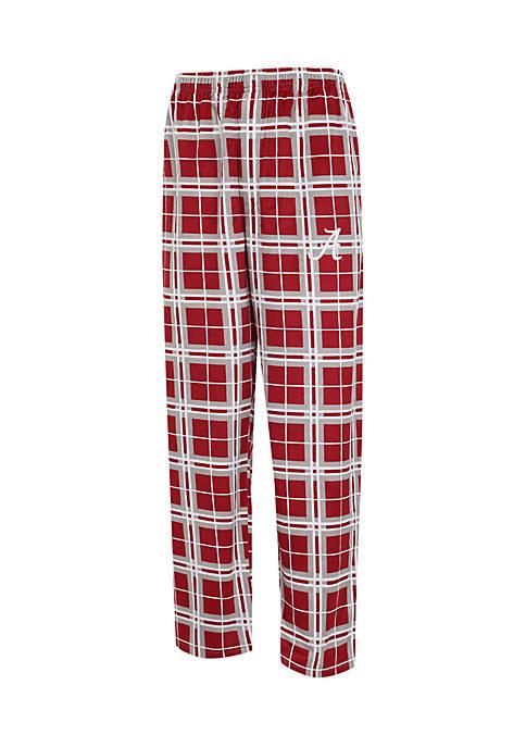 College Concepts Alabama Crimson Tide Silky Fleece Pant
