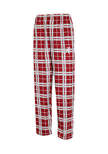 Alabama Crimson Tide Silky Fleece Pant