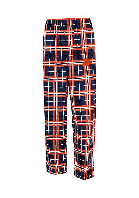 College Concepts Clemson Silky Fleece Pants