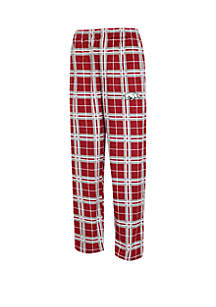 Arkansas Razorbacks Silky Fleece Pajama Pants