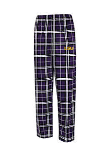 LSU Tigers Silky Fleece Pants