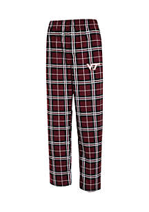 Virginia Tech Hokies Silky Fleece Pants