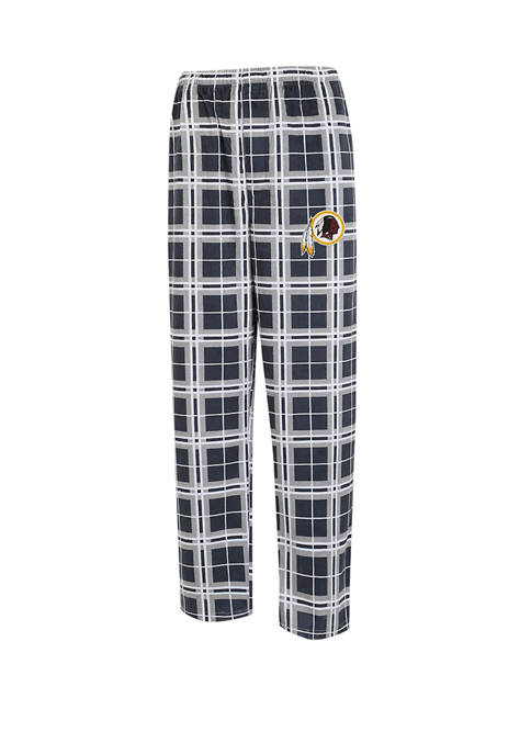College Concepts Washington Redskins Silky Fleece Pants