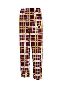 Washington Redskins Silky Fleece Pants