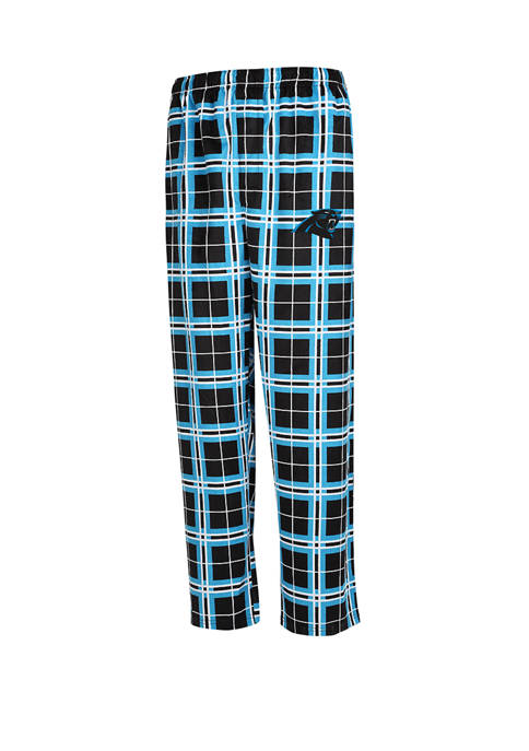 College Concepts Carolina Panthers Silky Fleece Pants