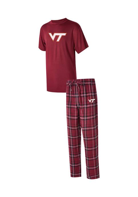 College Concepts NCAA Virginia Tech Hokies Ethos Short