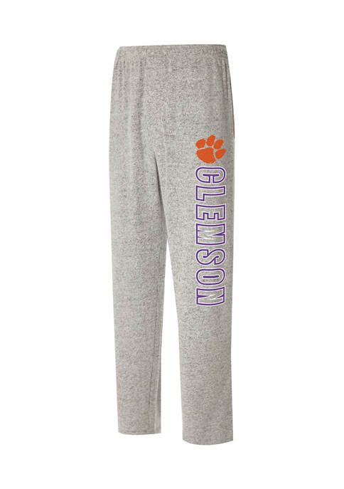 College Concepts Mens NCAA Clemson Tigers Venture Pants