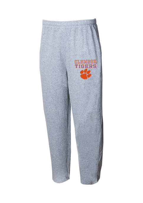 College Concepts NCAA Clemson Tigers Mainstream French Terry