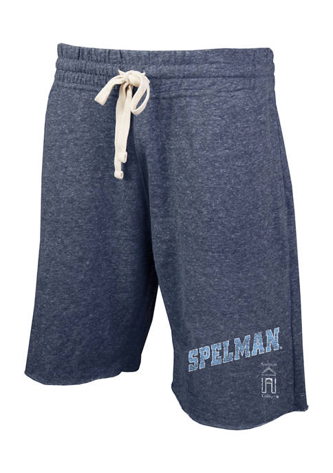 College Concepts NCAA Spelman Mainstream Terry Graphic Shorts