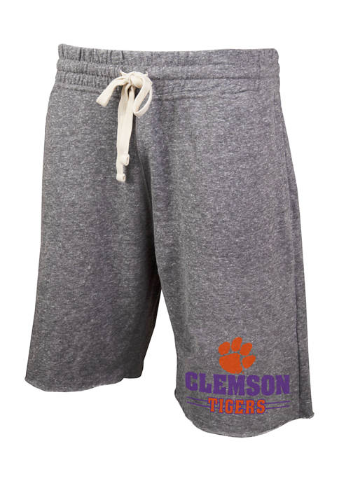College Concepts Mens NCAA Clemson Tigers Mainstream Terry
