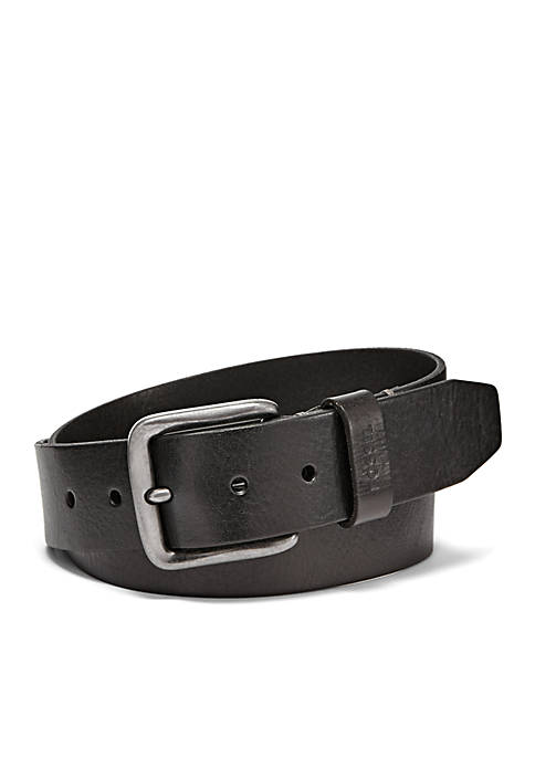 Fossil® Brody Leather Jean Belt