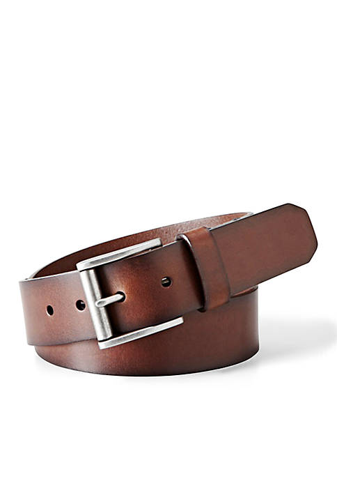 Dacey Leather Casual Belt
