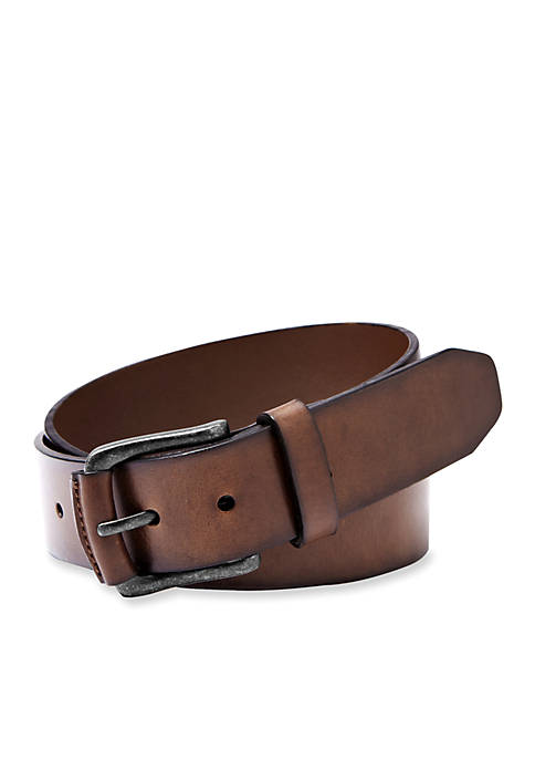 Fossil® Carson Leather Casual Belt