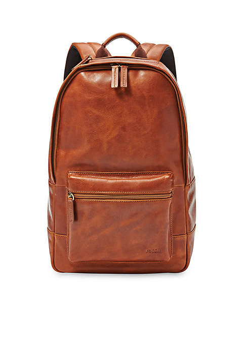 Fossil® Estate Leather Backpack