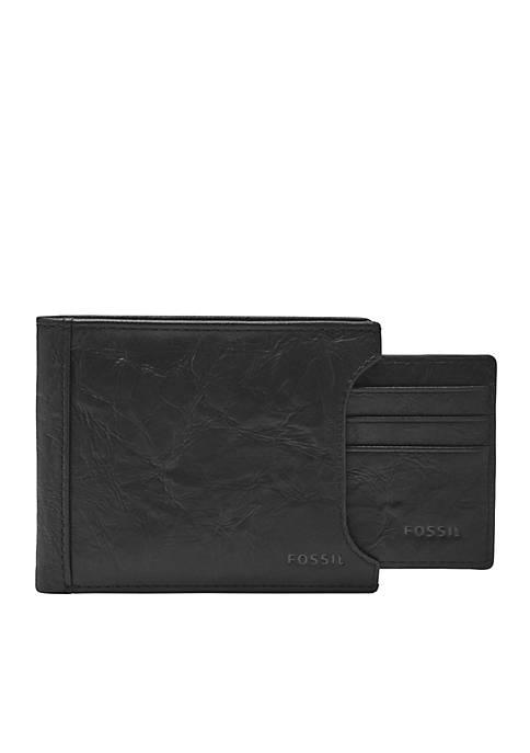 Fossil® Neel Sliding 2 in 1 Bifold Wallet