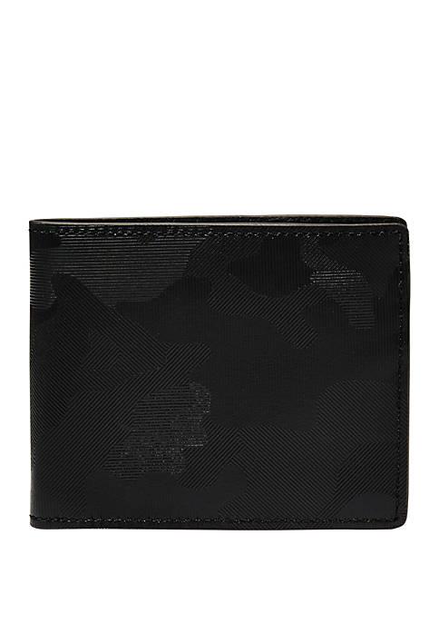Fossil® Jasper Bifold Wallet with Flip ID