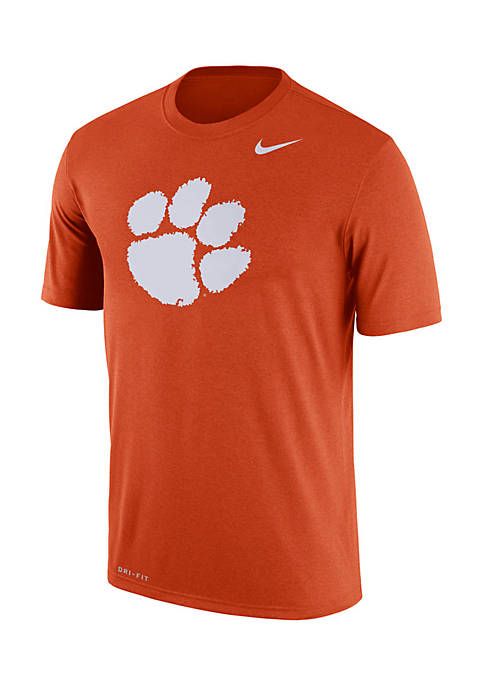 Nike® Clemson Tigers Dri-Fit Legend Short Sleeve Tee