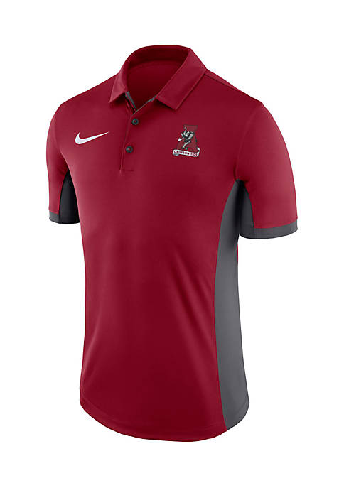 Nike® Alabama Crimson Tide Evergreen Polo