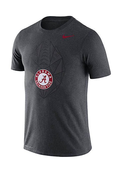 Nike® Alabama Crimson Tide Dri-Fit Football Icon Short