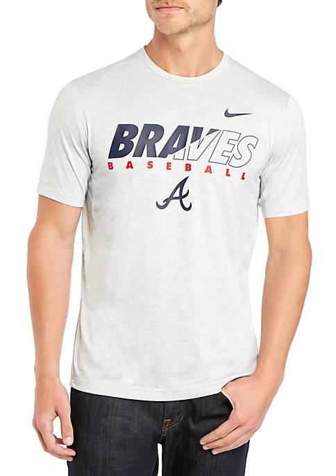 Atlanta Braves Baseball Short Sleeve T Shirt