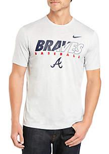 Nike® Atlanta Braves Baseball Short Sleeve T Shirt