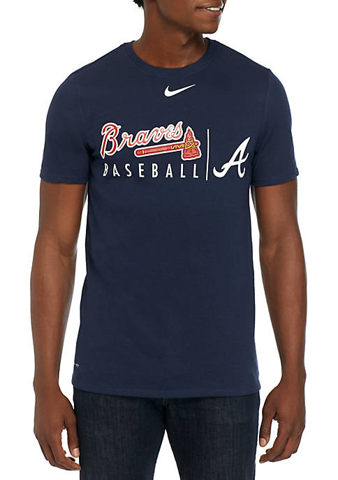 Atlanta Braves Dri FIT Practice T Shirt