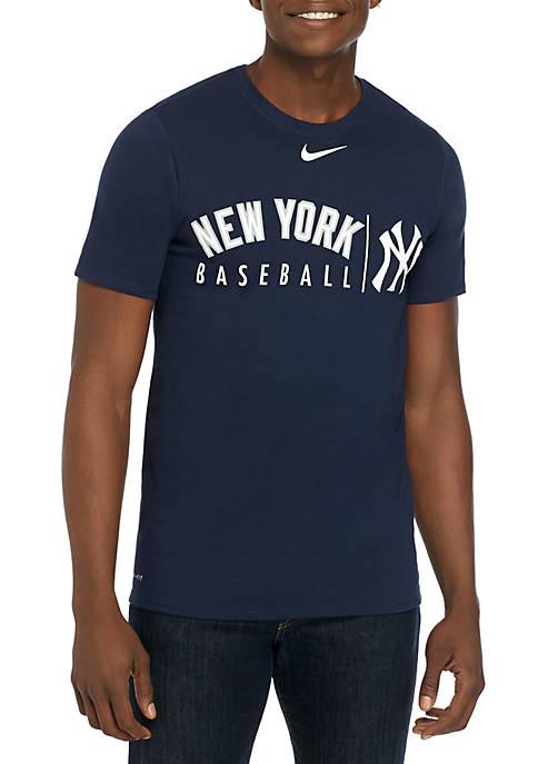 New York Yankees Dri FIT Practice T Shirt