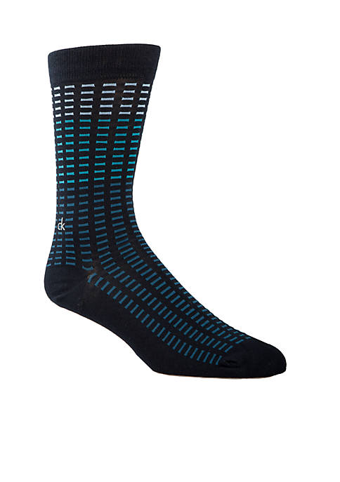 Calvin Klein Allover Tiles Socks