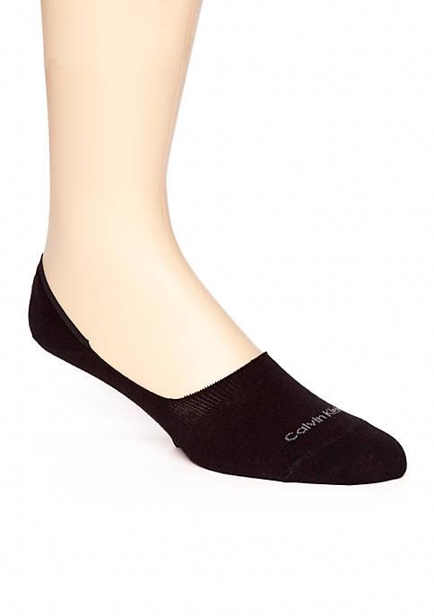Calvin Klein Low Cut Dress Liner Socks