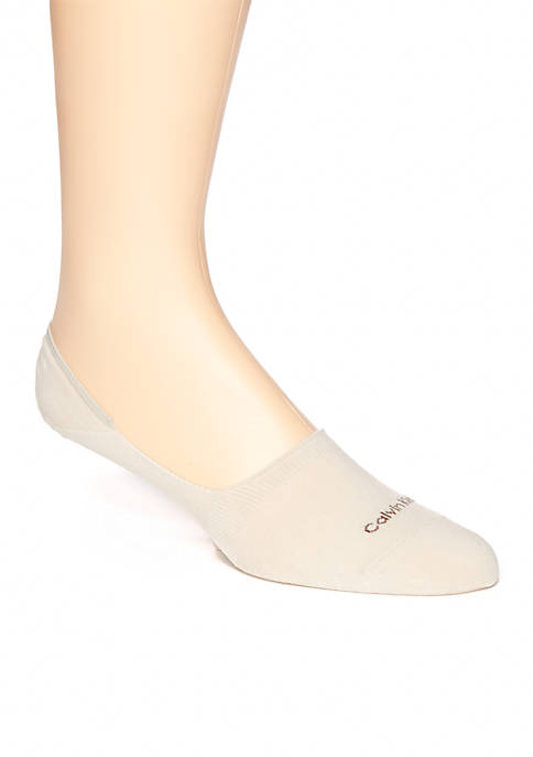 Calvin Klein Low Cut Dress Liner Socks