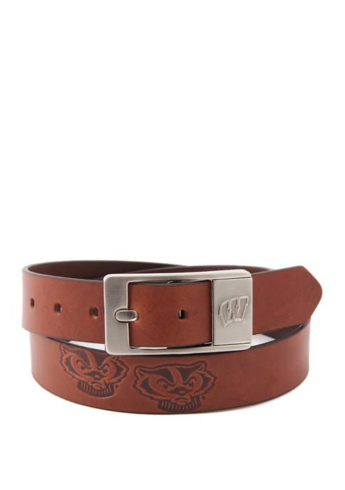 NCAA Wisconsin Badgers Brandish Belt