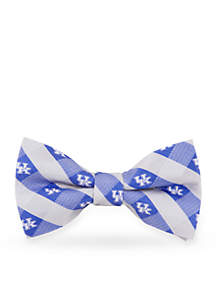 Kentucky Wildcats Check Pre-tied Bow Tie