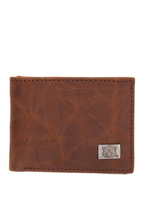 Eagles Wings NCAA Auburn Tigers Bi Fold Wallet