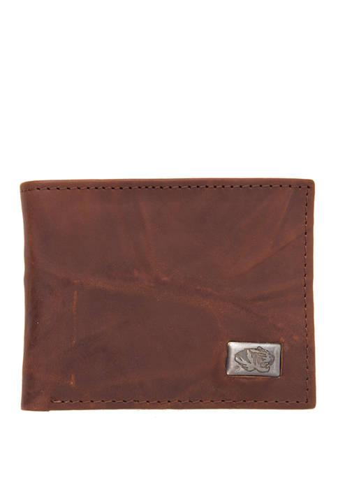 NCAA Missouri Tigers Bi Fold Wallet