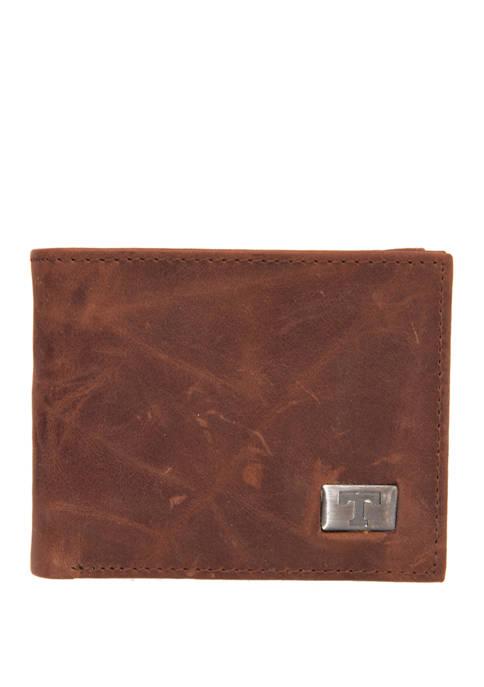 NCAA Tennessee Volunteers Bi Fold Wallet