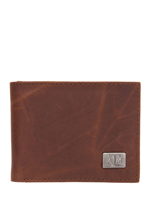 NCAA Texas A&M Aggies Bi Fold Wallet