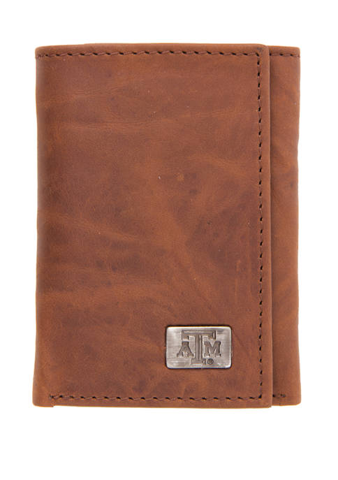 NCAA Texas A&M Aggies Tri Fold Wallet