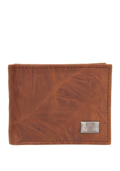 NCAA Texas Tech Red Raiders Bi Fold Wallet