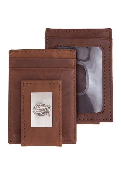 NCAA Florida Gators Front Pocket Wallet