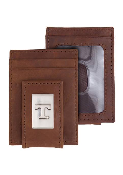 NCAA Tennessee Volunteers Front Pocket Wallet