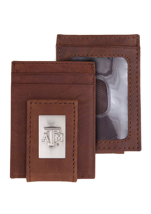 NCAA Texas A&M Aggies Front Pocket Wallet