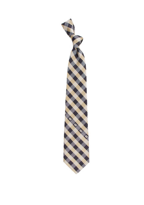 Eagles Wings NCAA UCF Golden Knights Check Tie