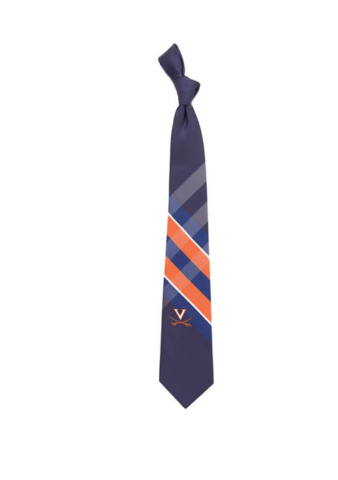 Eagles Wings NCAA Virginia Cavaliers Grid Tie