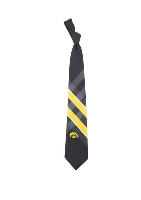 Eagles Wings NCAA Iowa Hawkeyes Grid Tie