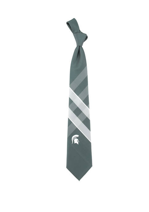 Eagles Wings NCAA Michigan State Spartans Grid Tie