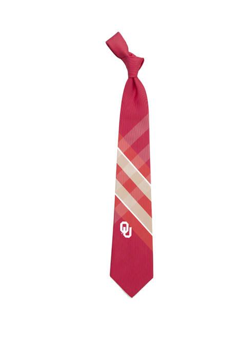 Eagles Wings NCAA Oklahoma Sooners Grid Tie