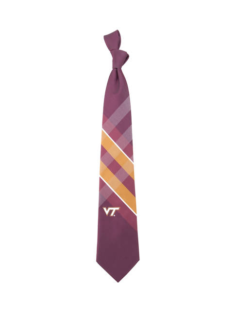 NCAA Virginia Tech Hokies Grid Tie