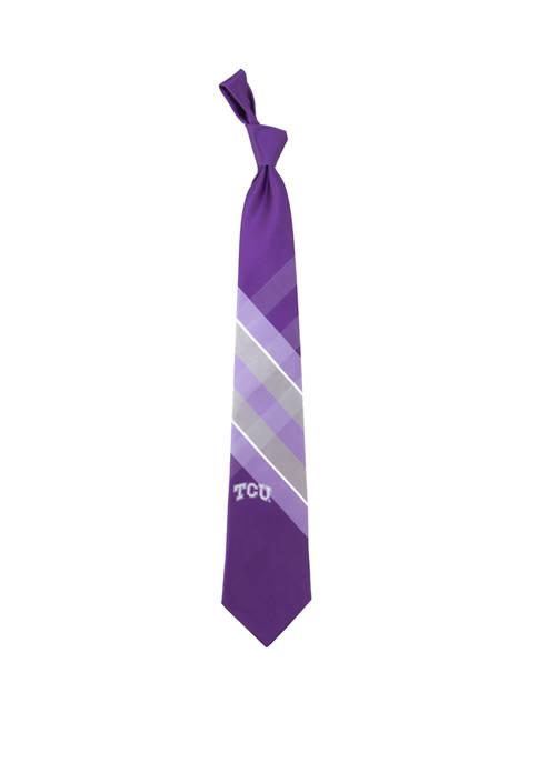 NCAA TCU Horned Frogs Grid Tie