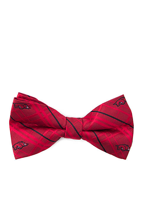Eagles Wings Arkansas Razorbacks Oxford Bow Tie